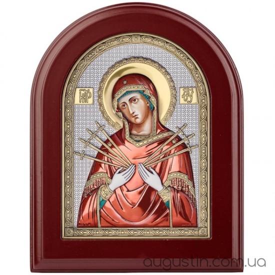 Семистрельная икона Пресвятой Богородицы